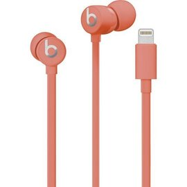 Beats Beats urBeats 3 In-Ear Earphones with Lightning Connector - Coral