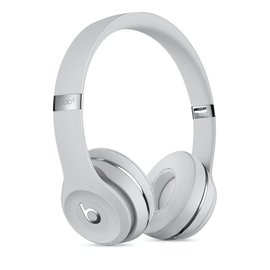 Beats Beats Solo3 Wireless On-Ear Headphones - Satin Silver