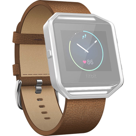 Fitbit Fitbit Blaze Accessory Band Leather Small Camel Brown (While Supplies Last)