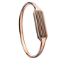 Fitbit Fitbit Flex 2 Bangle Accessory Rose Gold Large (While Supplies Last)