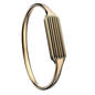 Fitbit Fitbit Flex 2 Bangle Accessory Gold Large (While Supplies Last)