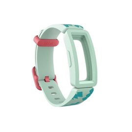 Fitbit Fitbit Ace2 Print Accessory Band One Size Jazz