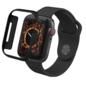 ZAGG ZAGG Invisible Shield Luxe Bumper for Apple Watch Series 4 40mm Matte Black