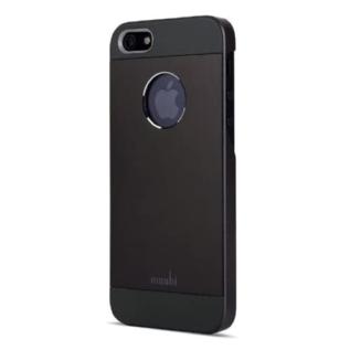 Moshi Moshi iGlaze Armour Case for iPhone SE 1st gen/5s/5 Black