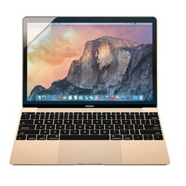 """Power Support Power Support Anti-Glare Screen Protector for MacBook 12"""""""