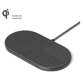 Native Union Native Union Drop XL Dual Wireless Charger 10w - Slate