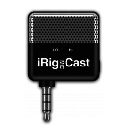 IK Multimedia IP-IRIG-CAST-IN