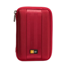 Case Logic Case Logic Portable Hard Drive EVA Case Red