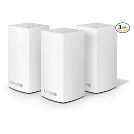 Linksys Linksys Velop 3-antenna Whole Home Mesh Wi-Fi System (Pack of 3)