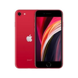Apple Apple iPhone SE 128GB Red (Unlocked and SIM-free) - No power adapter or earpods included
