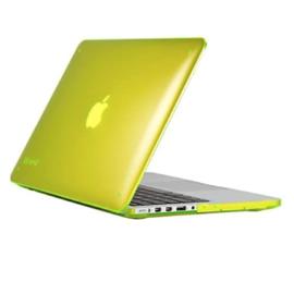 "Speck Speck SeeThru Satin Case for MacBook Pro Retina 13"" (2012-2015) - Lightning Yellow WHILE SUPPLIES LAST"