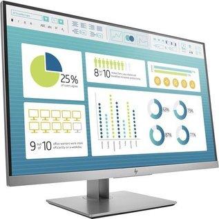 HP HP EliteDisplay E273 27-inch Monitor - 1920 x 1080, DisplayPort, HDMI, VGA, 3 year warranty