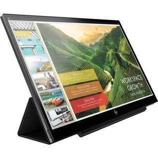 HP HP EliteDisplay S14 14-inch Portable Display, USB-C, Three year warranty