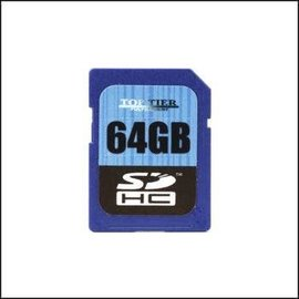 Top Tier Top Tier SD Card - 64GB