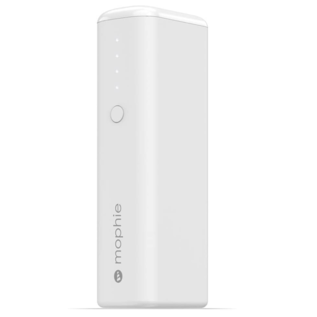 Mophie Mophie Power Boost Power Bank 2,600 mAh White