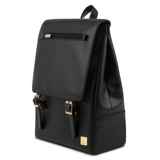 "Moshi Moshi Helios Mini Designer Backpack 13"" Jet Black"