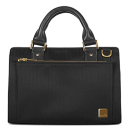 Moshi Moshi Lula Lightweight Nano Crossbody Bag Slate Black for iPad Mini