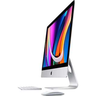Apple Apple 27-inch iMac 5K 3.8Ghz 8-core 10th Gen i7 8GB 512GB SSD Radeon Pro 5500 XT 8GB DDR6 (Mid 2020) - New product. May not always be in stock. Backorders allowed
