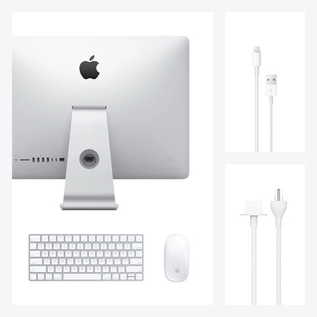 Apple Apple 21-inch iMac 2.3Ghz 2-core 7th Gen i5 8GB 256GB SSD Iris Plus Graphics 640 (Mid 2020) - New product. May not always be in stock. Backorders allowed