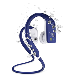JBL JBL Endurance Dive Waterproof Wireless Sports Headphones w/ MP3 player blue
