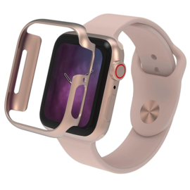 ZAGG ZAGG Invisible Shield Luxe Bumper for Apple Watch Series 4 40mm Gold