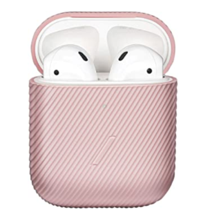 Native Union Native Union Curve Case for AirPods 1st/2nd gen - Rose (NOT COMPATIBLE WITH AIRPODS PRO)