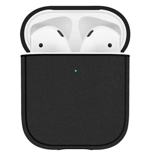 Incase Incase Metallic Case for AirPods 1st.2nd gen - Black (NOT COMPATIBLE WITH AIRPODS PRO)