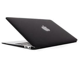 "Moshi Moshi iGlaze case for MacBook Air 11"" (2013) - Black ALL SALES FINAL - NO REFUNDS OR EXCHANGES"