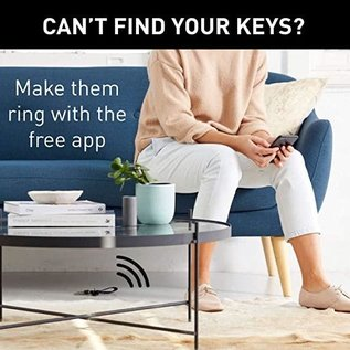 Orbit Orbit Keys Personal Tracking Device Rose Gold