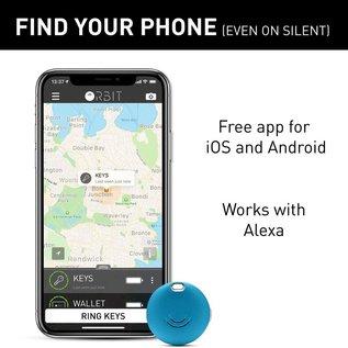 Orbit Orbit Keys Personal Tracking Device Silver
