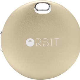 Orbit Orbit Keys Personal Tracking Device Gold