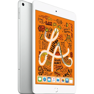 Apple ** SPECIAL ORDER ONLY ** - Apple iPad mini 5 Wi-Fi + Cellular 256GB - Silver (early 2019) (ATO) - FULL PAYMENT REQUIRED IN ADVANCE