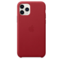 Apple Apple Leather Case for iPhone 11 Pro - PRODUCT Red