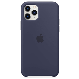 Apple Apple Silicone Case for iPhone 11 Pro - Midnight Blue