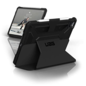 "UAG UAG Metropolis Folio Case for iPad Pro 11"" 2nd Gen ONLY- Black w/ Pencil Storage NOT COMPATIBLE WITH APPLE SMART KEYBOARD FOLIO OR MAGIC KEYBOARD"