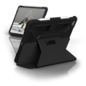 "UAG UAG Metropolis Folio Case for iPad Pro 12.9"" 4th Gen ONLY- Black w/ Pencil Storage  NOT COMPATIBLE WITH APPLE SMART KEYBOARD FOLIO OR MAGIC KEYBOARD"