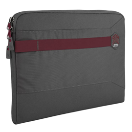 """STM STM Macbook 15"""" Stories Collection Summary Sleeve Granite Gray"""
