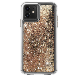 Case-Mate Case-Mate Waterfall Case for iPhone 11 - Gold