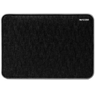 "Incase Incase ICON Sleeve with TENSAERLITE for Macbook Retina 15"" - Heather Black/Gray WHILE SUPPLIES LAST"