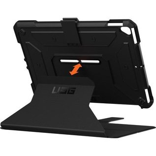 "UAG UAG Metropolis Folio Case for iPad 7th 10.2"" - Black w/ Pencil Storage APPLE SMART KEYBOARD COMPATIBLE"