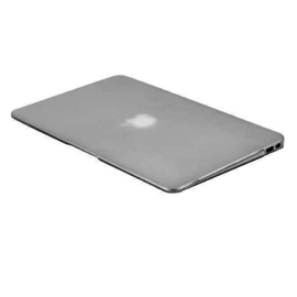 "Uncommon Uncommon Clear Deflector Case for MacBook Air 11"" Frost ALL SALES FINAL - NO REFUNDS OR EXCHANGES"