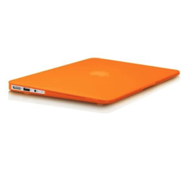 "Uncommon Uncommon Deflector Case for MacBook Air 11"" 2013 Frosted Orange ALL SALES FINAL - NO REFUNDS OR EXCHANGES"