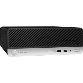 HP HP ProDesk 400 G6 Small Form Factor PC, Intel Core i5-9500 3.0GHz, 8GB, 256GB SSD, DVD, W10P, 3 year warranty