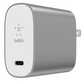 Belkin Belkin BOOST↑ CHARGE 27w USB-C Wall Charger Silver