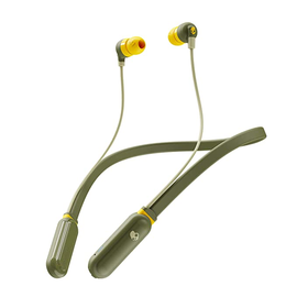Skullcandy Skullcandy Ink'd+ Wireless In-ear Earbuds w/mic Olive