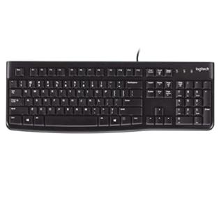 Logitech Logitech Wired Keyboard K120 Black WINDOWS/PC COMPATIBLE ONLY