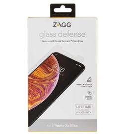 ZAGG ZAGG InvisibleShield Glass Defense Screen Protector - iPhone 11 Pro Max/Xs Max (While Supplies Last)