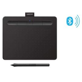 Wacom Wacom Intuos Bluetooth Creative Pen Tablet Small Black with 3 units software (WSL)