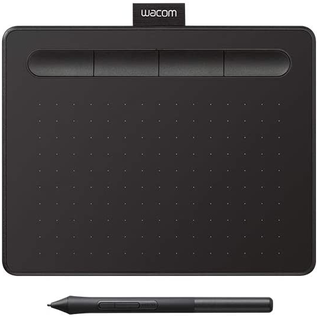 Wacom Wacom Intuos Creative Pen Tablet Small Black 3 unit software NO BLUETOOTH CONNECTION  (WSL)