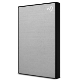 Seagate Seagate 1TB Slim Backup Plus USB3.0 External Hard Drive Silver (Ex-FAT formatted for Windows/Mac)